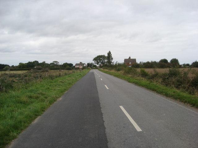 Anderby - Sea Road