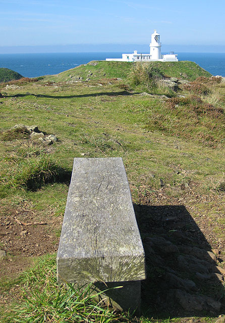 Seat at Strumble Head
