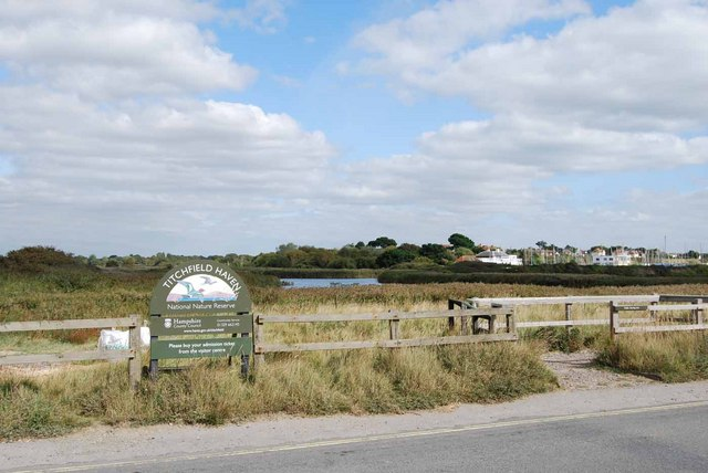 Titchfield Haven Nature Reserve (1)