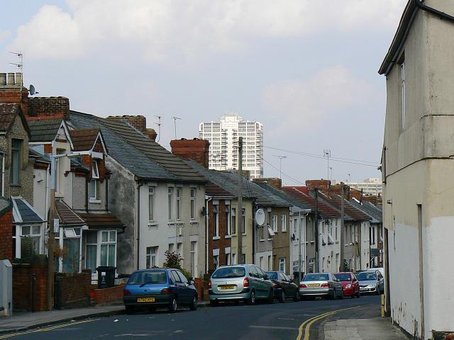Radnor Street, Swindon
