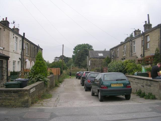 Wellington Street - Brunswick Street