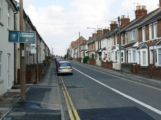 William Street, Swindon