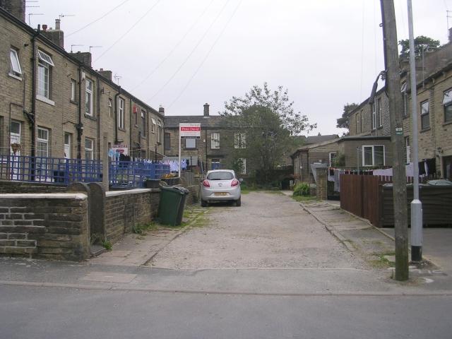 Victoria Street - Brunswick Street
