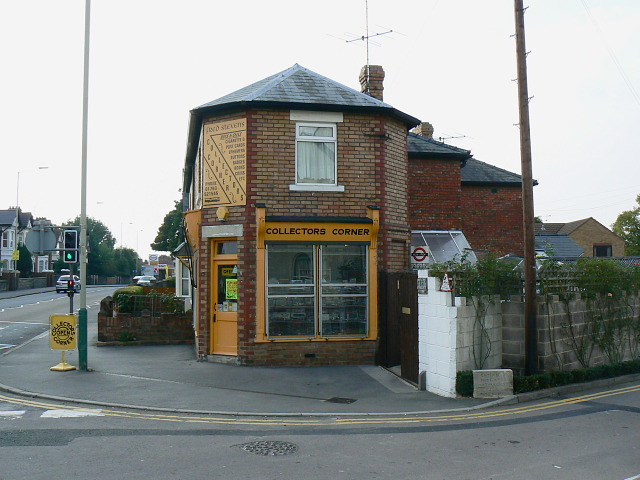 Collectors Corner, Kingshill Road, Swindon