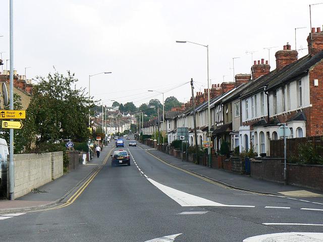 Kingshill Road, Swindon