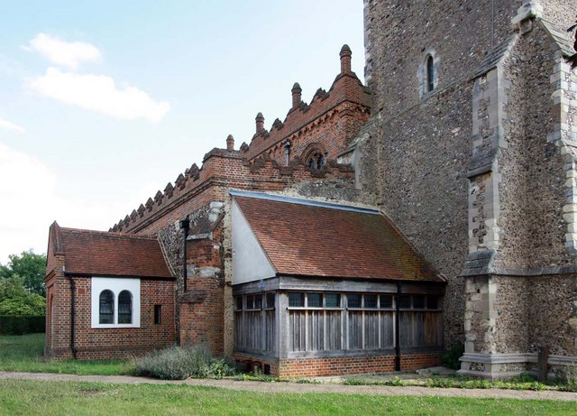 St Mary the Virgin, Great Baddow, Essex