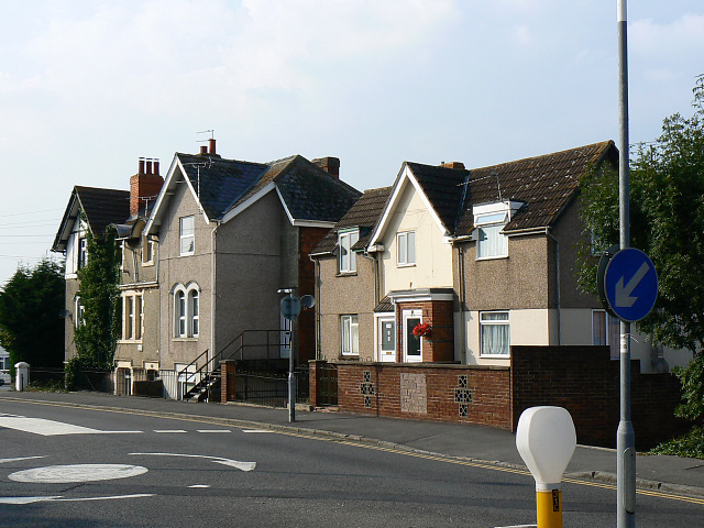 Houses, Kingshill Road, Swindon