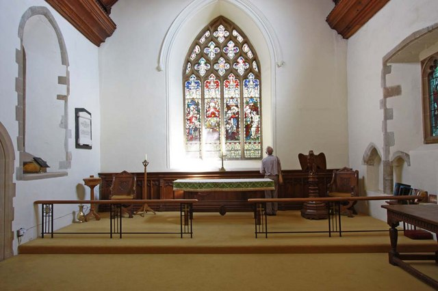 St Mary the Virgin, Great Baddow, Essex - Sanctuary