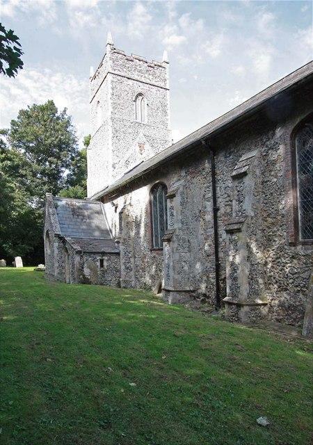 St Michael, Langley, Norfolk