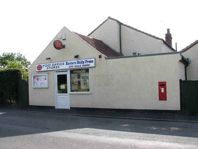 Post Office Stores in Post Office Road