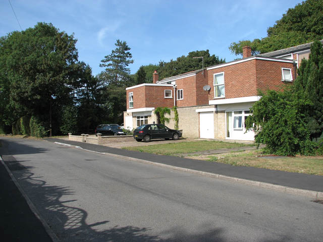 Houses in Post Office Road