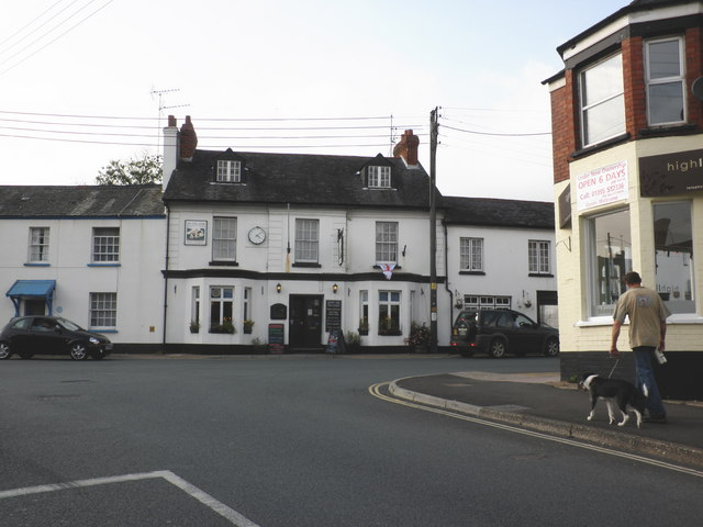 The Rising Sun, Sidford