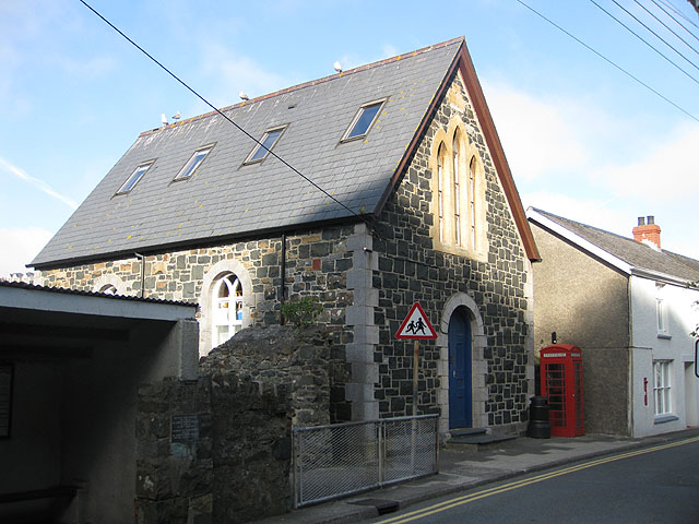 Former chapel, Lower Town