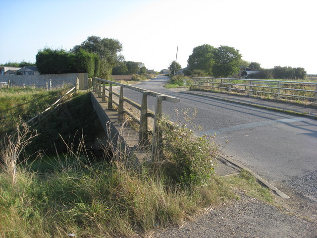Trusthorpe - Mile Lane and Bamber's Bridge