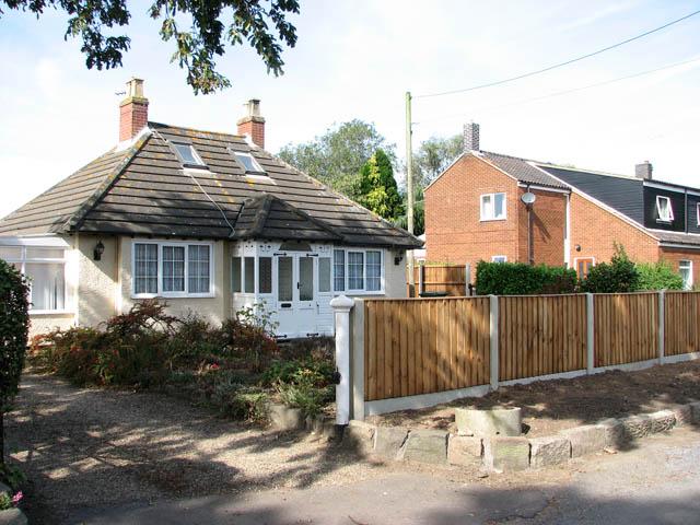 Bungalow in Buckenham Road