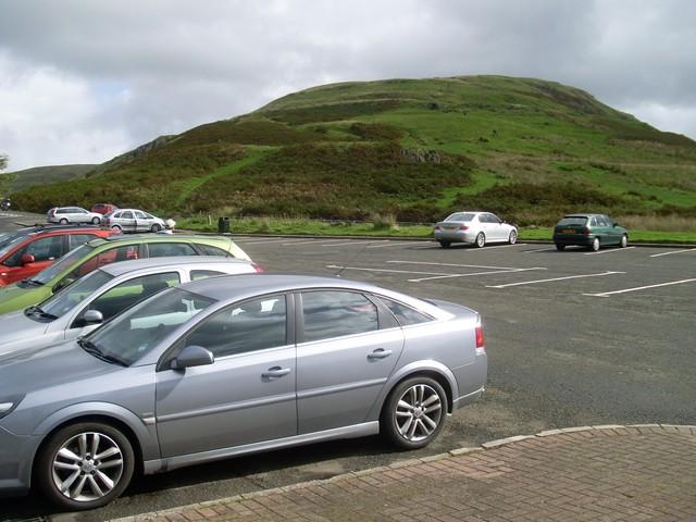 Car parking in Campsie Glen