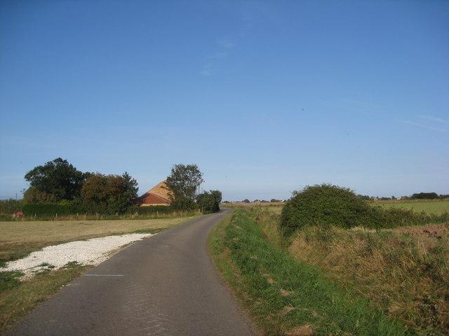 Thorpe - North Road