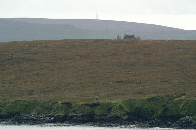 Uyea Isle from Clivocast