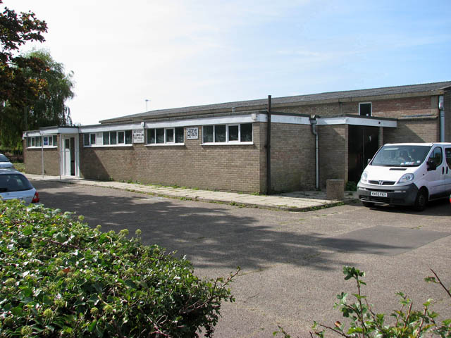 Lingwood village hall