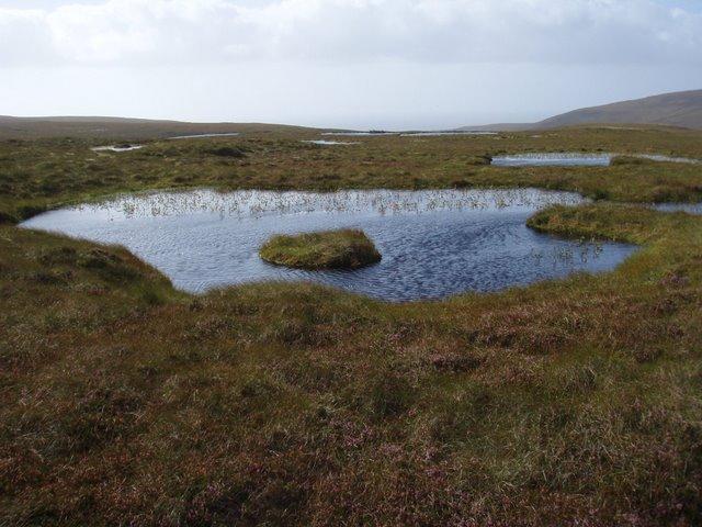 Lochs of Geniefea