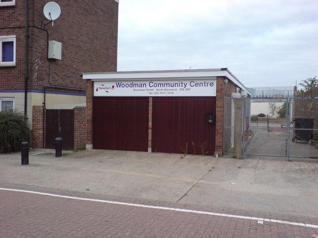 Woodman Community Centre, Woodman Street, E16 2NF