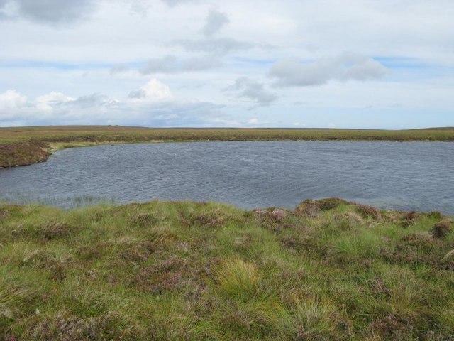Northern part of Loch na Cloich