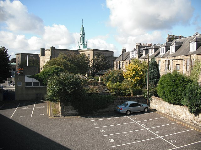 Car park, Hunter Street