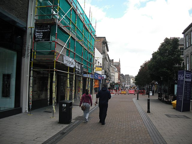 High Street, Kirkcaldy