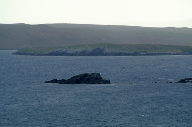 Scarf Stack, Hawks Ness, Uyea Isle
