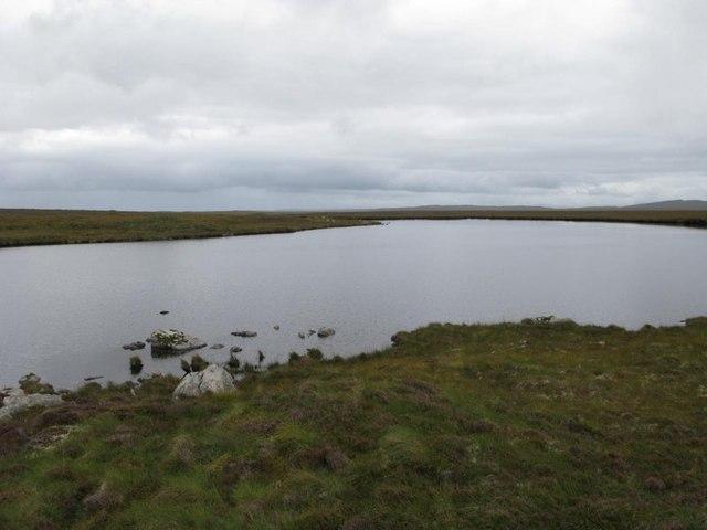 Loch Dubh nan Stearnag