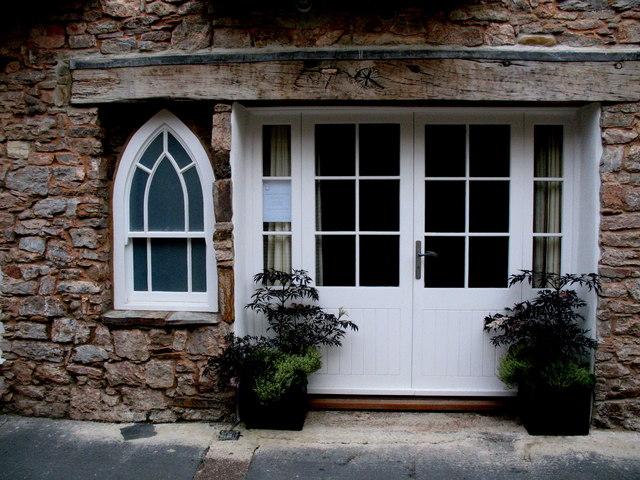 Topsham, Gothic Window