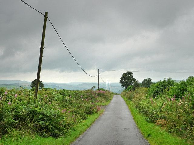 Llanshay Lane