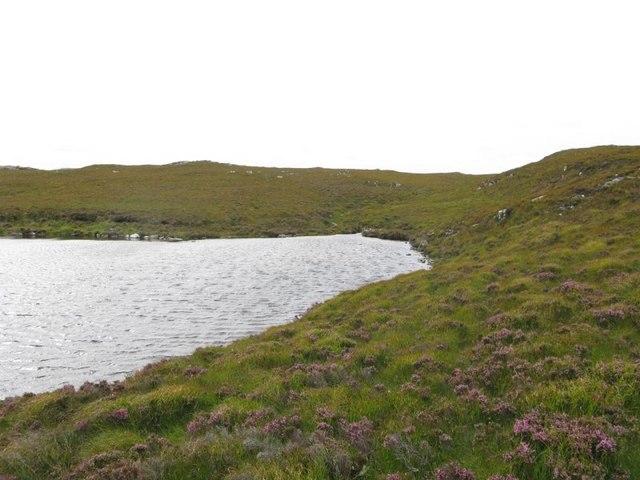 South west corner of Loch Cleit Steirmeis