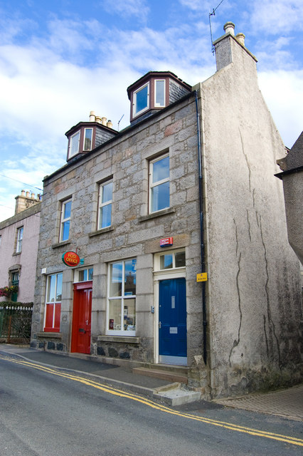 Oldmeldrum Post Office