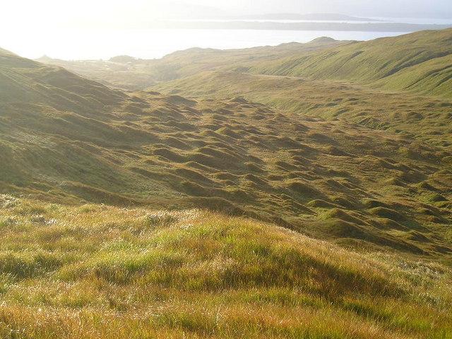 Upper Glen Sanda