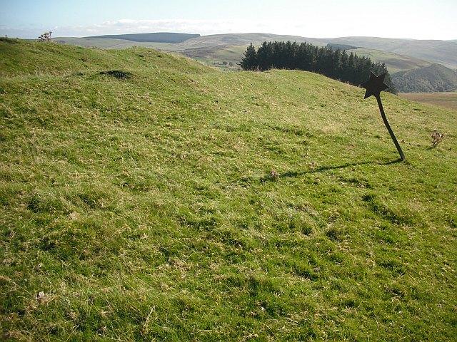 The settlement on Newton Hill