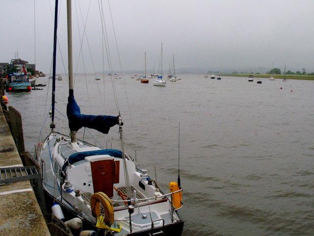 Topsham, River Exe