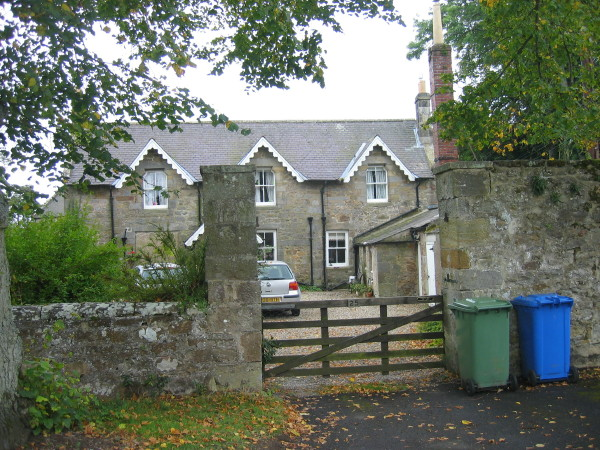 House, Eglingham