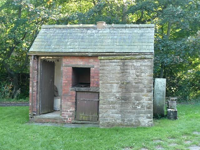 Toilet block, Wortley Top Forge, Stocksbridge