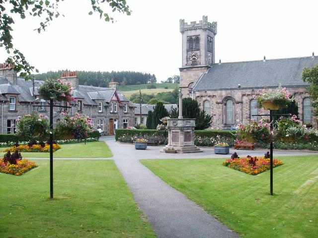 The Square, Aberlour