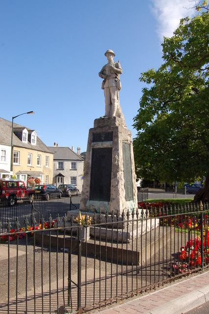 Monmouth War Memorial