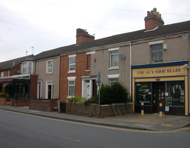 Rugby-Lawford Road