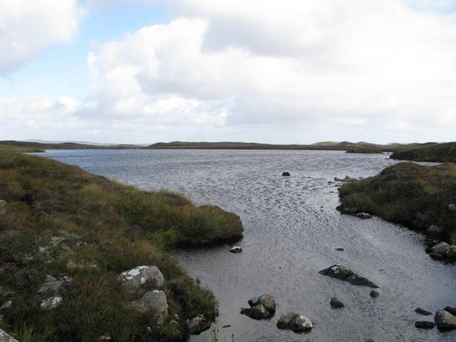 South west corner of Loch Cuthaig