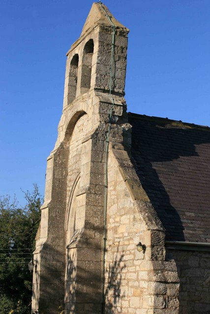 Stokeham Church Tower