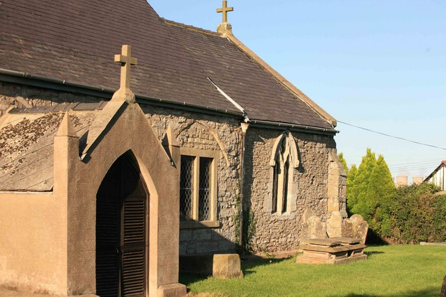Stokeham church