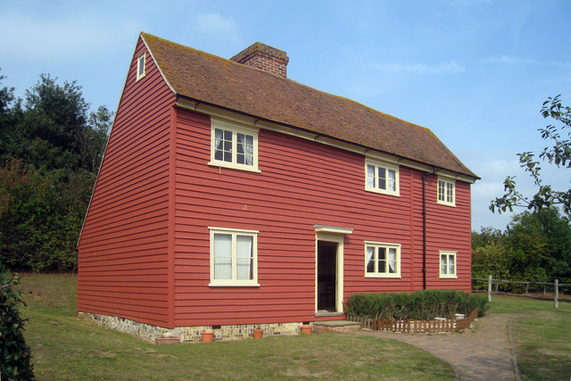 Petts Farmhouse at The Museum of Kent Life