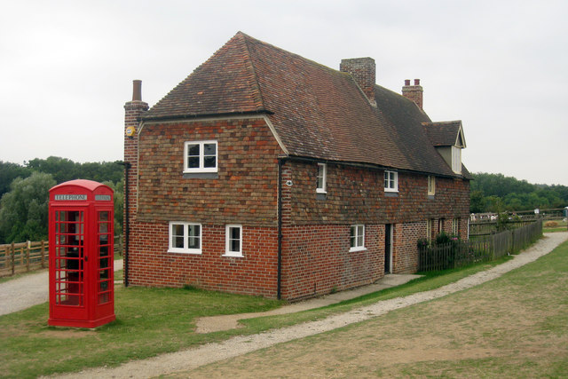 Lenham Cottage at The Museum of Kent Life