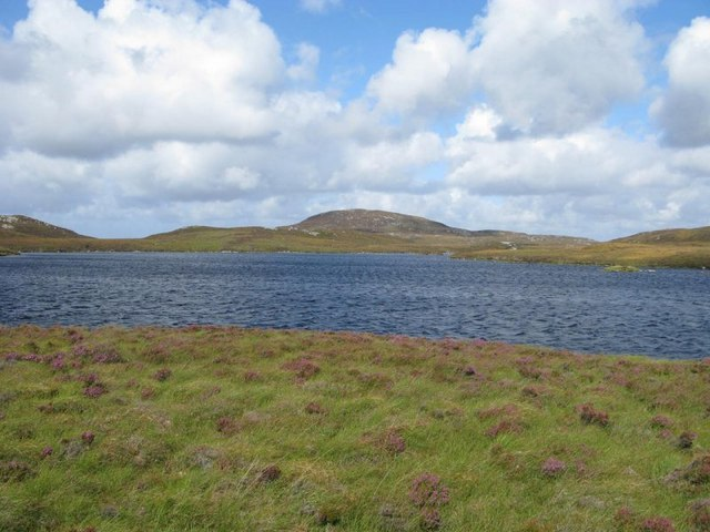 Loch Ibheir from the big point
