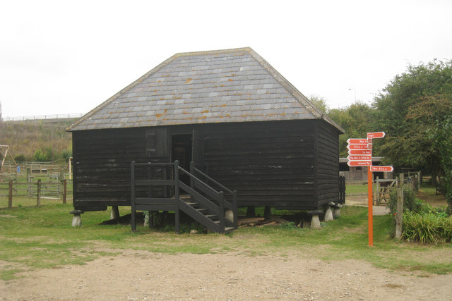 Granary at The Museum of Kent Life