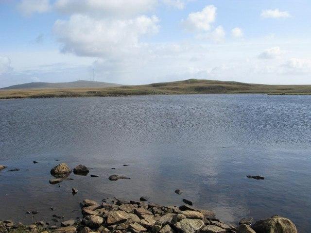 Lochabhat with Eitseal behind